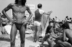 Bruce Gilden NYC Coney Island