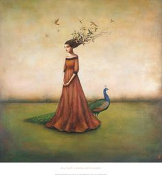 Empty Nest Invocation Prints by Duy Huynh at AllPosters.com