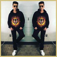 Karan Johar in black Gucci Sweatshirt, MyFashgram
