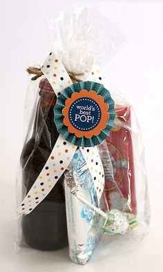 Father's Day - for the hard to buy for Dad!  (Soda Pop, Pop Tarts, Popcorn, Lollipop)