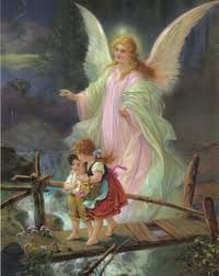 ✯✯ Guardian Angel ✯✯in every Polish home on the wall ✯✯