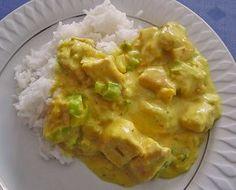Hähnchen-Curry 1