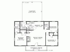 House Plans Ranch Hip Roof Stucco The Waverly With A
