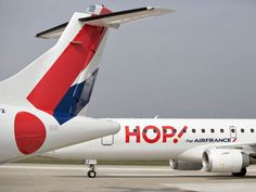 HOP! Air France baisse les prix d'appel sur le réseau intérieur