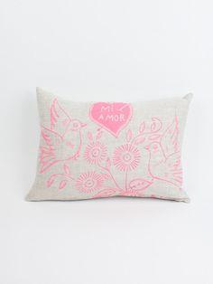 Mi Amor Pillow
