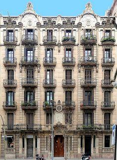 Barcelona - Provença 268 0 | Flickr - Photo Sharing!