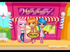 Hair Salon - Game Tutorial 2016