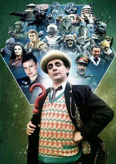 DOCTOR 7 - Sylvester McCoy