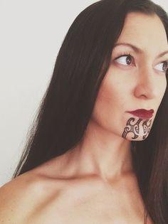 Body Art Tattoos, Girl Tattoos, Maori Tattoos, Tattoo Girls, Tatoos, Once Were Warriors, Hybrid Moments, Maori Art, Samoan Tattoo