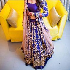 New skirt indian wedding india 56 Ideas Indian Wedding Outfits, Pakistani Outfits, Bridal Outfits, Indian Outfits, Indian Attire, Indian Wear, Indian Lehenga, Lehenga Choli, Desi Clothes