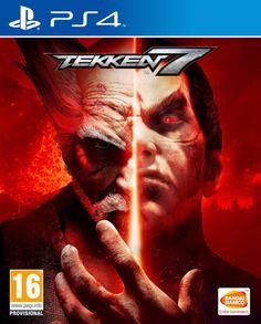 Tekken 7 - Includes Eliza Vampire DLC PS4 Just £43.99 On http://bit.ly/2qiAXOw - http://bit.ly/1OHiaQM  #Gaming