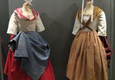 Musée du Costume Comtadin - costume museum - 84210 Pernes les Fontaines, rue de la République - ermé le Mardi. April 14h00-17h00 / May, June 15h00-18h30 /  July, Aug 10h00-12h30 and 15h00-18h30.