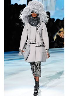 Marc Jacobs - I could do without the hats but I like almost everything else.