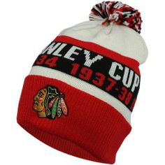 Chicago Blackhawks Legacy Cuffed Knit Hat Wrigleyville Sports. $21.95