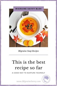 Feel drained after a migraine attack? Here's my top secret healing migraine soup recipe for a faster recovery. Migraine Diary, Migraine Doctor, Migraine Hangover, Chronic Migraines, Chronic Illness, Fibromyalgia, Migraine Relief, Migraine Pressure Points