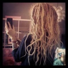 When my dreads mature I think this is what they will look like. SOOOOOO stoked!!!