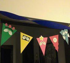 6ebbd0b1d785 Yo Gabba Gabba Birthday Party Banner