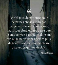 - Meryl Streep