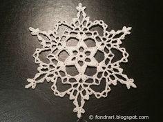 Savanna Snowflake