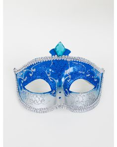 Turquoise Masquerade Masks with Feathers   ... turquoise and silver Carnival mask. It is ideal for a masquerade ball