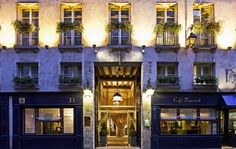 hotel; paris step by step – the 6th arrondissement