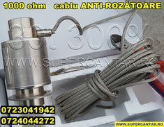 Load cell 30t ANTIRAT and 1000Ω !!!!! 6 wire !  over 4000pcs was mounted in last 5 years WITH ONLY ONE DAMAGED !!!