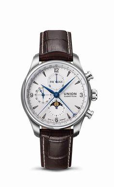 Union Glashütte – Belisar Chronograph Mondphase | Heldth