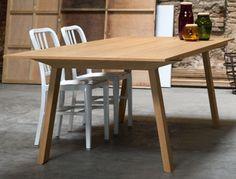 MITIS. Mario Ruiz 2012 Top: Super-matt oak / Frame: Super-matt oak puntmobles.com