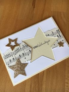 Homemade Christmas Cards, Christmas Cards To Make, Holiday Cards, Christmas Crafts, Merry Christmas Greetings, Star Cards, Christmas Party Games, Theme Noel, Greeting Cards Handmade