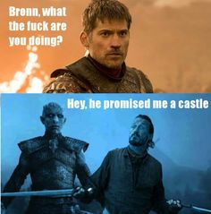 """game of thrones 33 Memes To Get You Through A Weekend Without Game Of Thrones - Funny memes that """"GET IT"""" and want you to too. Get the latest funniest memes and keep up what is going on Game Of Thrones Meme, Game Of Thrones Books, Bronn Game Of Thrones, Khal Drogo, Jon Snow, Game Of Thrones Wallpaper, Troll, Game Of Thrones Instagram, Jokes"""