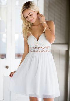 Strapless Sweetheart Dress - Padded Bust Sweetheart Dress