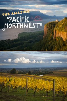 From waterfalls to wine country, the Pacific Northwest is filled with stunning views and spectacular destinations. Check out our guide to the top Pacific Northwest drives and day trips.