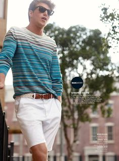 Really, really liking this sweater!  Nordstrom Spring 2013 Men's Shop Catalog
