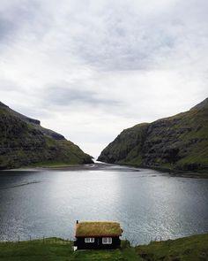 "girlinthepark: ""  Zoë Timmers   Saksun, Faroe Islands. """