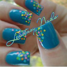Instagram photo by  lexstasynails28  #nail #nails #nailart