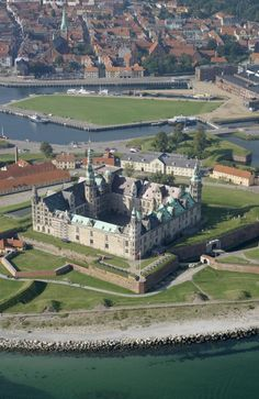 Kronborg ,the Danish castle that inspiredHamlet | Escape