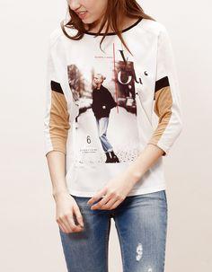 Camiseta trimateria prints