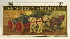 Early Tavern Sign