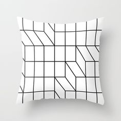 Cityscape Throw Pillow by Bitart - Cover x with pillow insert - Indoor Pillow Couch Pillows, Down Pillows, Throw Pillows, Toddler Girl Bedding Sets, Natural Bedding, Nordic Home, Scandinavian Bedroom, Cozy Bed, Bohemian Decor