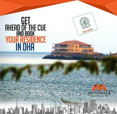 GET AHEAD OF THE CUE AND BOOK YOUR RESIDENCE IN DHA  Phone: +92-21-35377011-4 Mobile: +92-3002019446 E-mail: contact@motiwalaestate.com http://motiwalaestate.com/  #Bahiratownkarachi #Bahriahomesforsale #bahriagolfcity #Dhakarachi #Dhacitykarachi #Dha #Clifton #Emaar #Motiwalaestate #RealEstate #ForSale #HomesForSale #Property