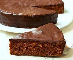 Pastel de galletas principi y ganache de chocolate