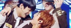I honestly don't want to know what was going on with Hyunsik and Ilhoon here XD
