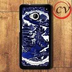 Willow HTC One M7 Black Case