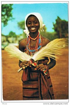 Yoruba Woman 1970s More Vintage Nigerian photos