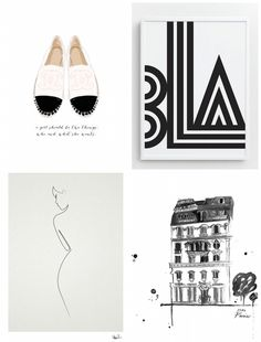 Homevialaura | Where to find prints and posters for gallery wall