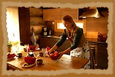 Cottage holiday at Holiday Resort Järvisydän, Savonlinna, Finland
