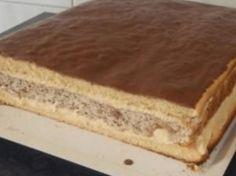 Recept na nesmrtelné řezy: Famózní dezert s ořechy a těstem měkoučkým jako pavučinka!