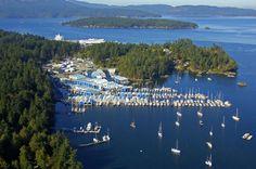 Canoe Cove Marina, Sidney, Vancouver Island, BC -www.canoecovemarina.com/