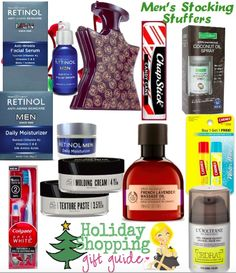 Pammy Blogs Beauty: Makeup Wars: Stocking Stuffers: His & Hers Edition!