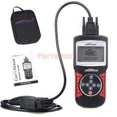 Actron cp9680 autoscanner plus obd iiabsairbag scan tool with kw820 car scanner eobd obd2 obdii diagnostic live code data reader check engine ad fandeluxe Images